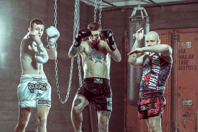 Муай-Тай, Тайландский бокс.