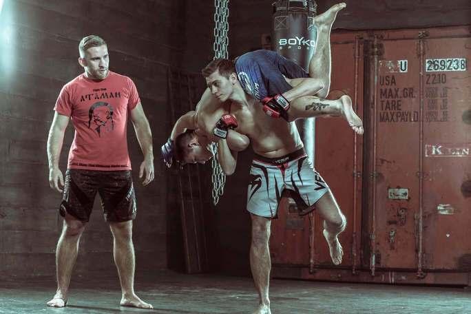 MMA, Боевое самбо