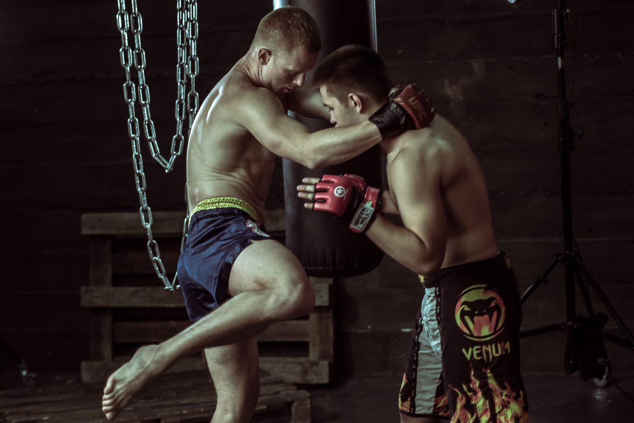 Тайский Бокс (утро)