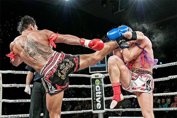 Тайский бокс Киев