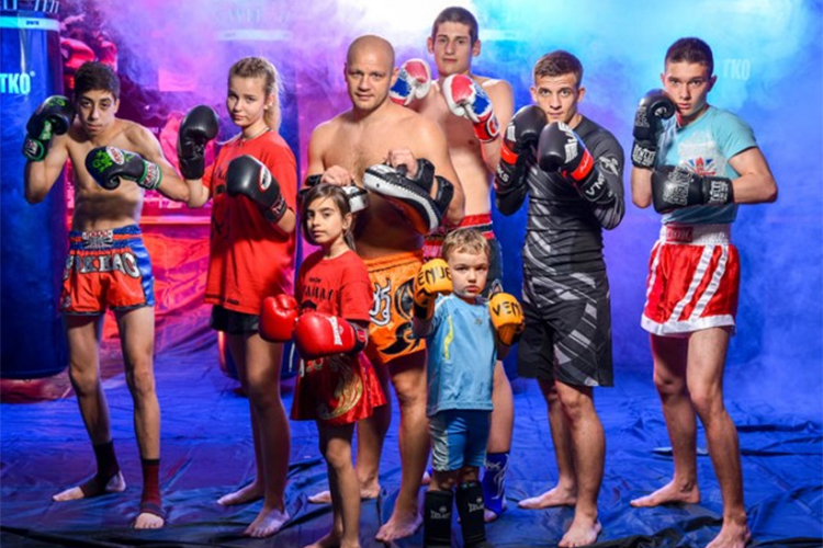 Клуб тайского бокса