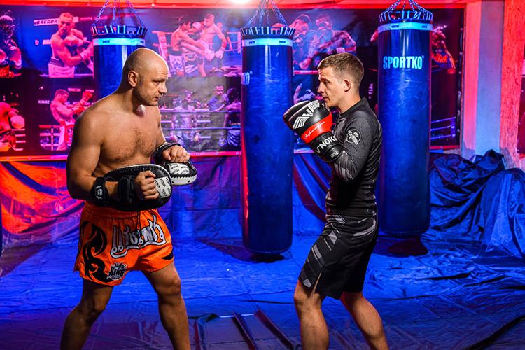 Тайский бокс или ММА
