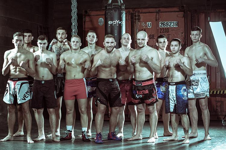 MMA для взрослых