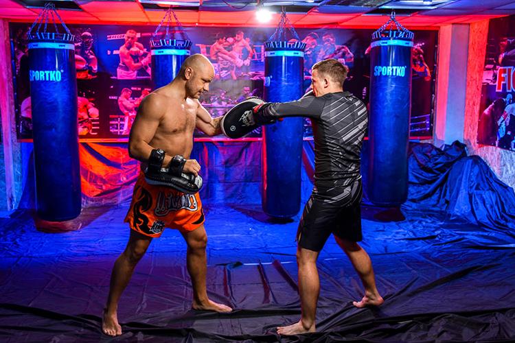 Тайский бокс для взрослых