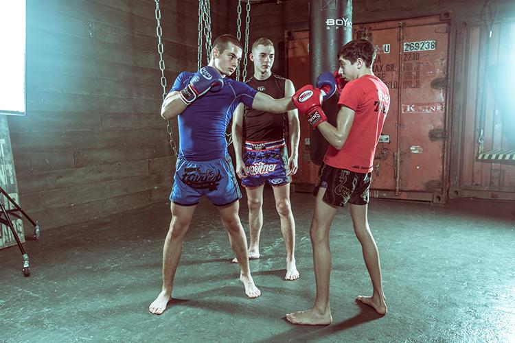 Бокс или тайский бокс