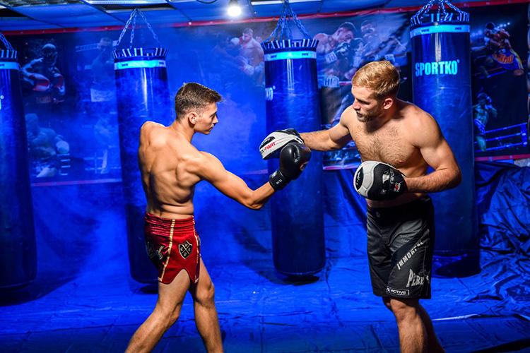 Бокс и ММА
